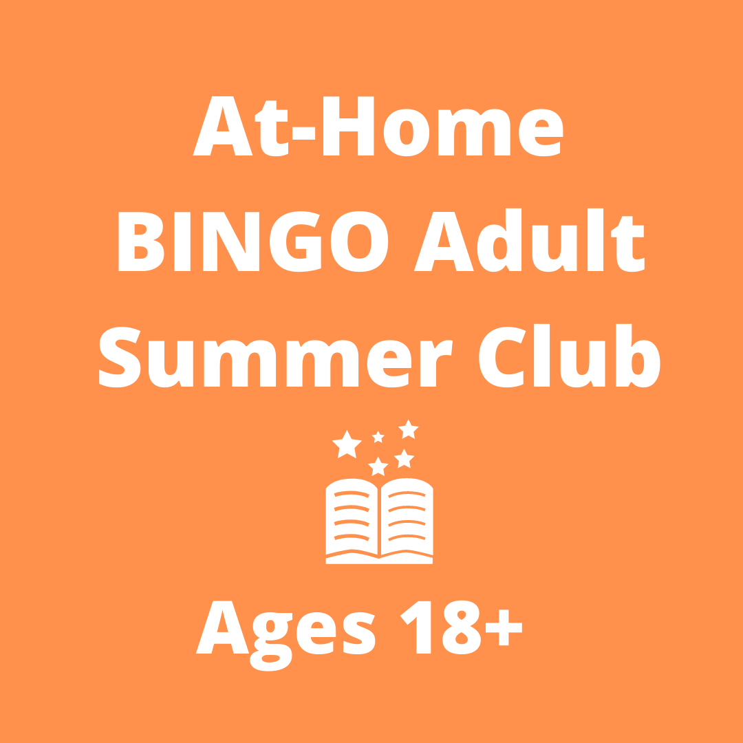 At-Home BINGO Adult Summer Club (Ages 18+)